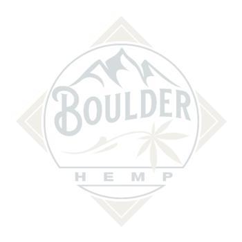 Boulder Hemp Logo